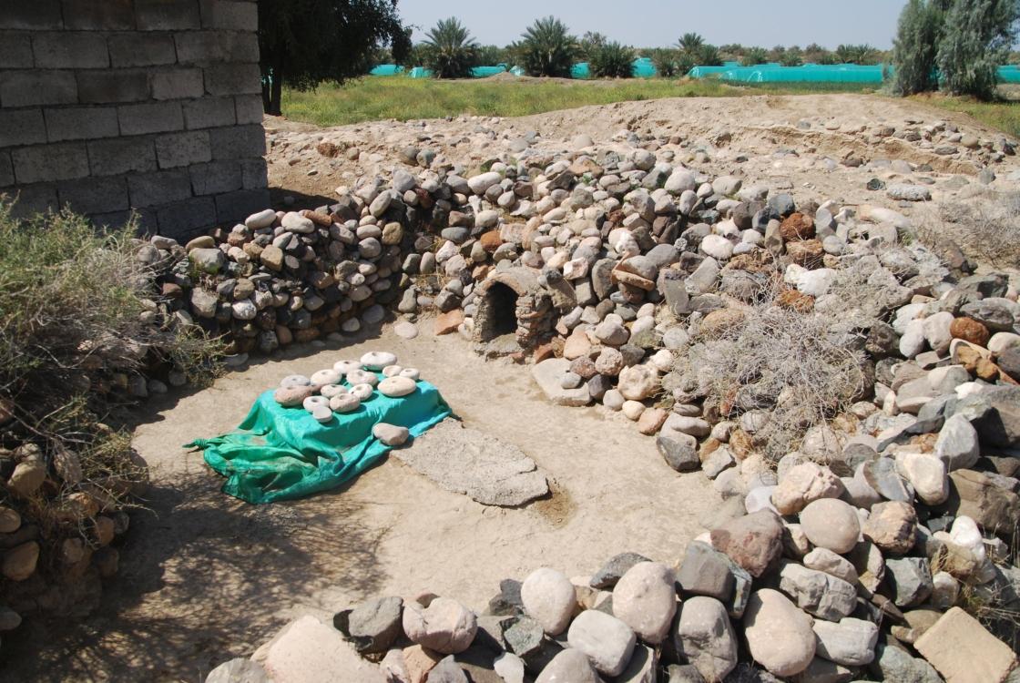 Site A3 - Moshā Dād Abbas (Photo by M. Karami)