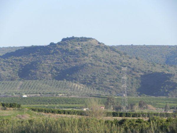 Bronzezeitliche Höhensiedlung Mesa Redonda zwischen Guadalquivirtal und Sierra Morena - ©Teilprojekt A02